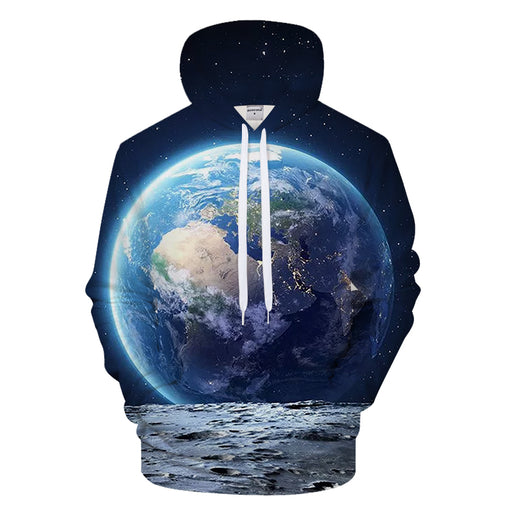 Majestic Earth Day 3D - Sweatshirt, Hoodie, Pullover
