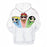 Powerpuff Girls Cartoon 3D - Sweatshirt, Hoodie, Pullover