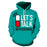 Let's Talk Mental Health Awareness - 3D - Sweatshirt, Hoodie, Pullover