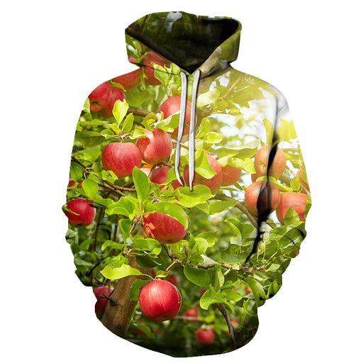 Apple Season 3D - Sweatshirt, Hoodie, Pullover