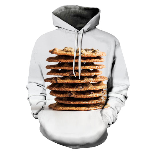 Stack Of Cookies 3D - Sweatshirt, Hoodie, Pullover