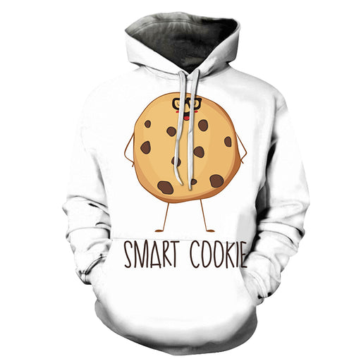 Smart Cookie 3D - Sweatshirt, Hoodie, Pullover