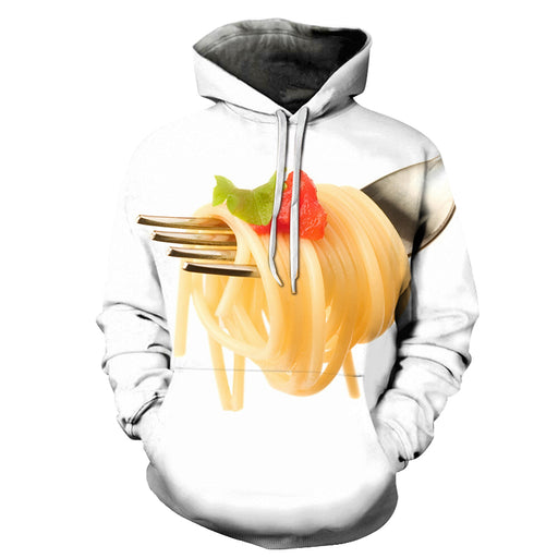 Ready To Eat Pasta 3D - Sweatshirt, Hoodie, Pullover