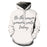 Smile Today Positive Quote 3D Hoodie Sweatshirt Pullover
