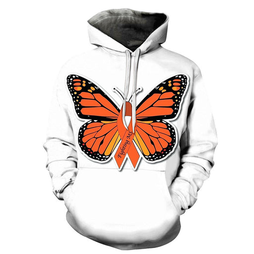3D Fighting MS - Hoodie, Sweatshirt, Pullover
