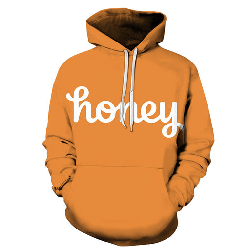 3D Sweet Honey Month - Hoodie, Sweatshirt, Pullover