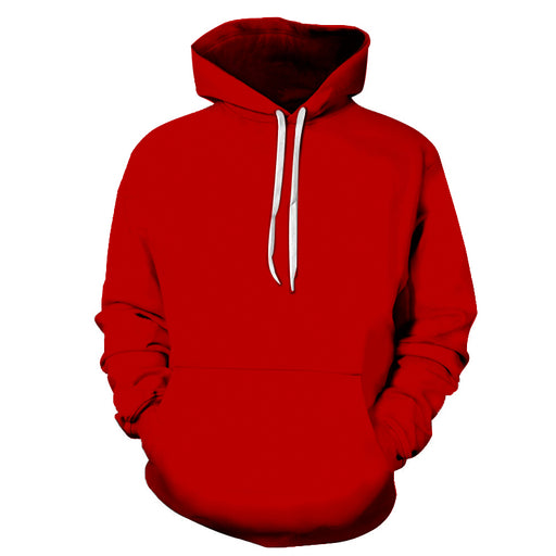 """The Red"" Shade Of Red 3D - Sweatshirt, Hoodie, Pullover"