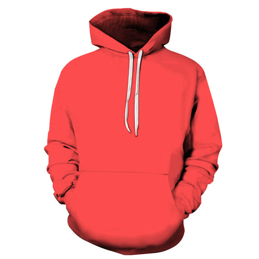 Sunset Orange Shade Of Red 3D - Sweatshirt, Hoodie, Pullover