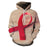 Let's Fight AIDS Ribbon 3D - Sweatshirt, Hoodie, Pullover