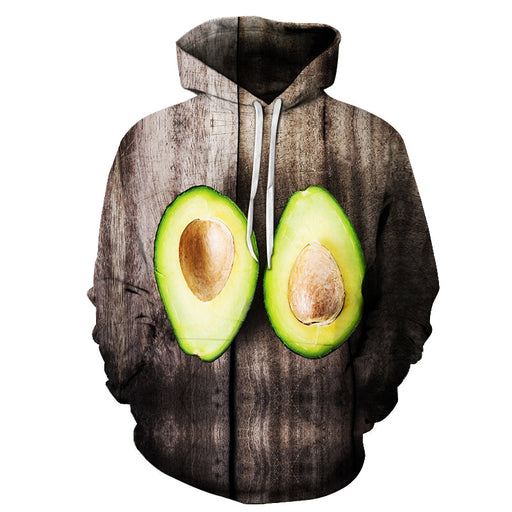 We love Avocado 3D Sweatshirt Hoodie Pullover