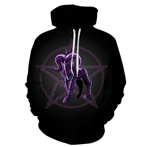 The Aries Star - March 21 to April 20 3D Sweatshirt Hoodie Pullover