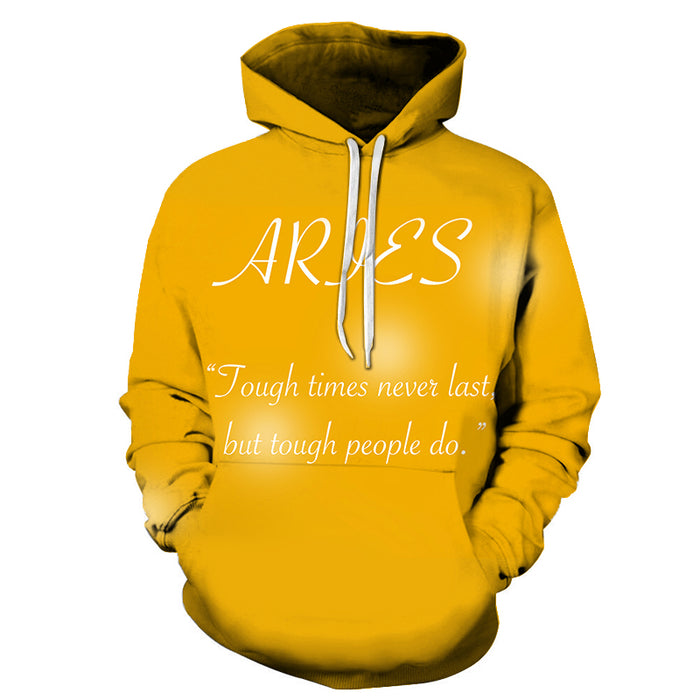 The Aries People- March 21 to April 20 3D Sweatshirt Hoodie Pullover