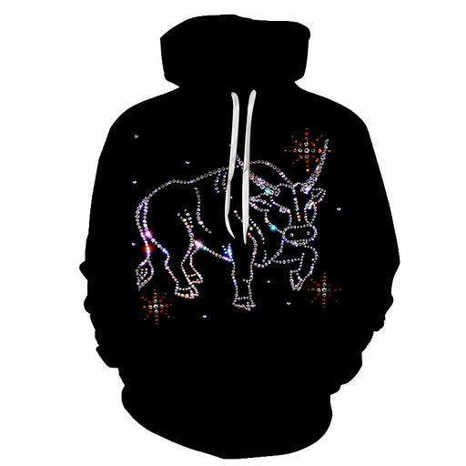 The Taurus Star shines - April 21 to May 21 3D Sweatshirt Hoodie Pullover