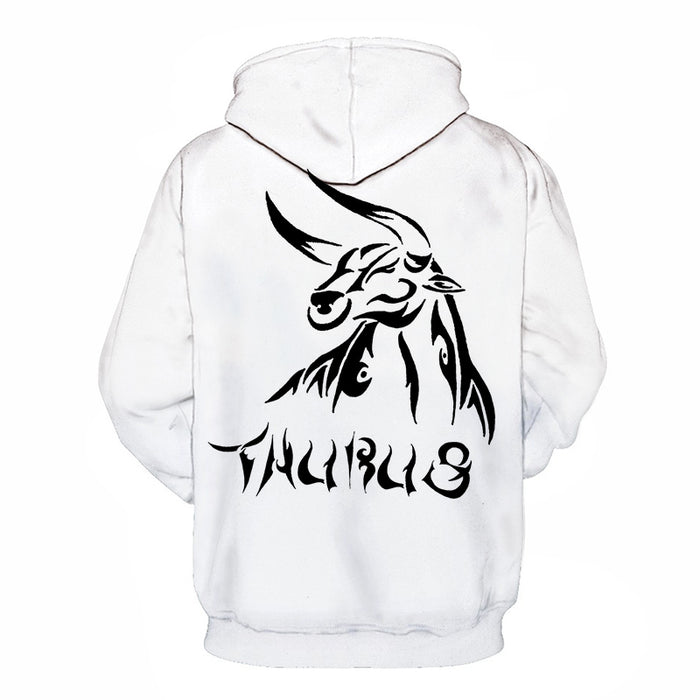 The Taurus Attitude - April 21 to May 21 3D Sweatshirt Hoodie Pullover