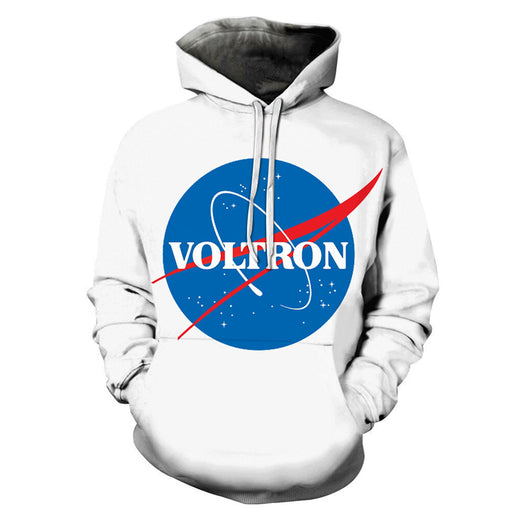 The Voltron Beat  3D - Sweatshirt, Hoodie, Pullover