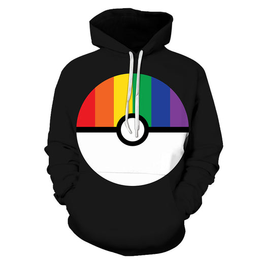 The Pride Circle 3D - Sweatshirt, Hoodie, Pullover