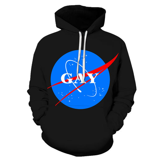 The Gay Circle 3D - Sweatshirt, Hoodie, Pullover