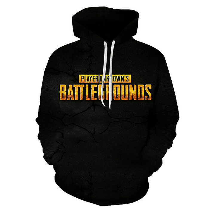 Player Unknown's Battleground 3D - Sweatshirt, Hoodie, Pullover