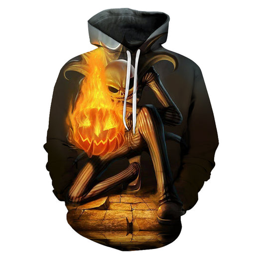 Pumpkin King The Nightmare Before Christmas 3D Sweatshirt, Hoodie, Pullover