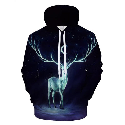 God of Evanescence 3D Sweatshirt Hoodie Pullover