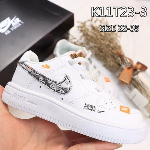 נעלי נייק Nike Air Force KIDS לילדים