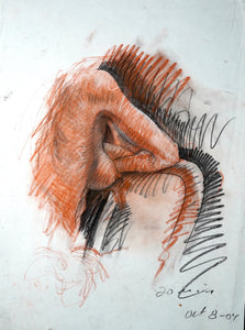 261 - Female From Behind, 2004