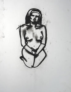 264 - Woman on Knees, 2010