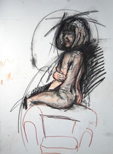 Load image into Gallery viewer, 274 - Woman on Chair, 2008
