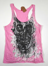 Load image into Gallery viewer, Light pink tank top women's racer