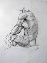 Load image into Gallery viewer, 316 - Seated Man, 1999