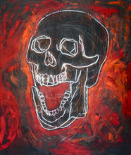 Load image into Gallery viewer, 325 - Skull in Heat