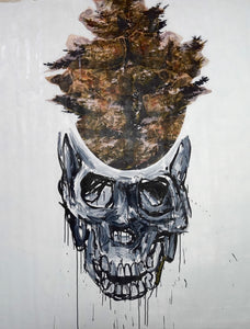 343 - Money Tree Skull