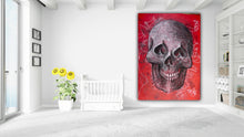 Load image into Gallery viewer, 348 - Love Skull