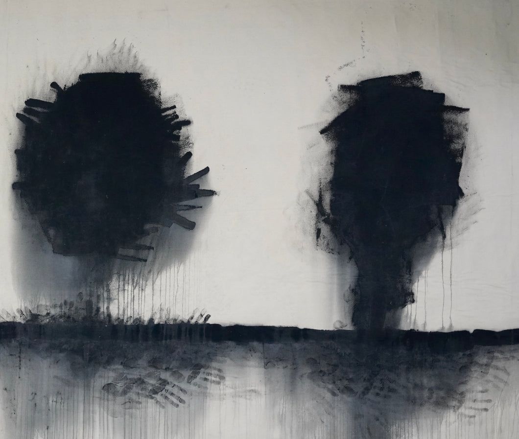 355 - Passing Two Trees, 2010