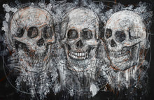 Load image into Gallery viewer, 368 - Three Skulls