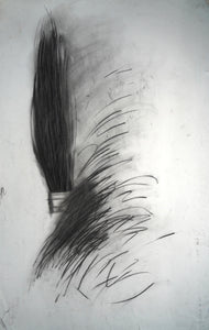 377 - Brush with Pencil, 2002