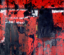 Load image into Gallery viewer, 6 - Red & Black Abstraction, 2007