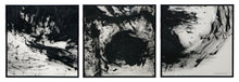 Load image into Gallery viewer, 005 - Dark Challenges (Triptych), 2009