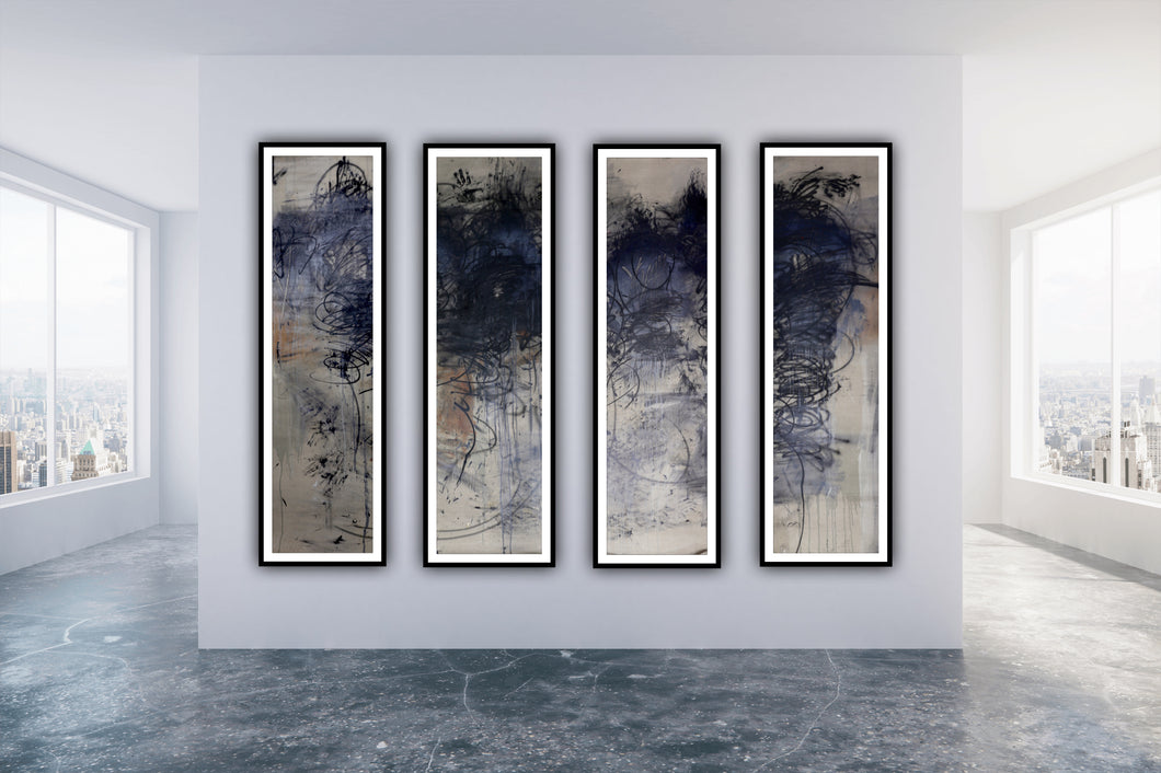 141 - Untitled Quadriptych, 2013