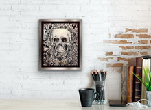 Load image into Gallery viewer, Organic Skull