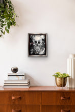 Load image into Gallery viewer, Hand Print Skull