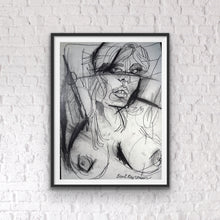 Load image into Gallery viewer, 287 - Female with Arms Behind Head, 2013