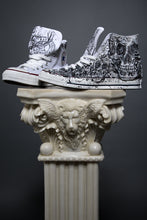 Load image into Gallery viewer, Hand Painted Converse