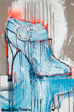 Load image into Gallery viewer, 0049 - Blue Boot, 2007