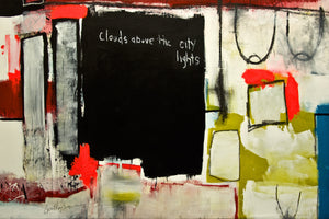 Clouds Above The City Lights, 2012