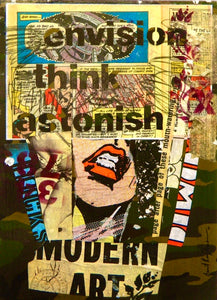 Envision Think Astonish, 2012