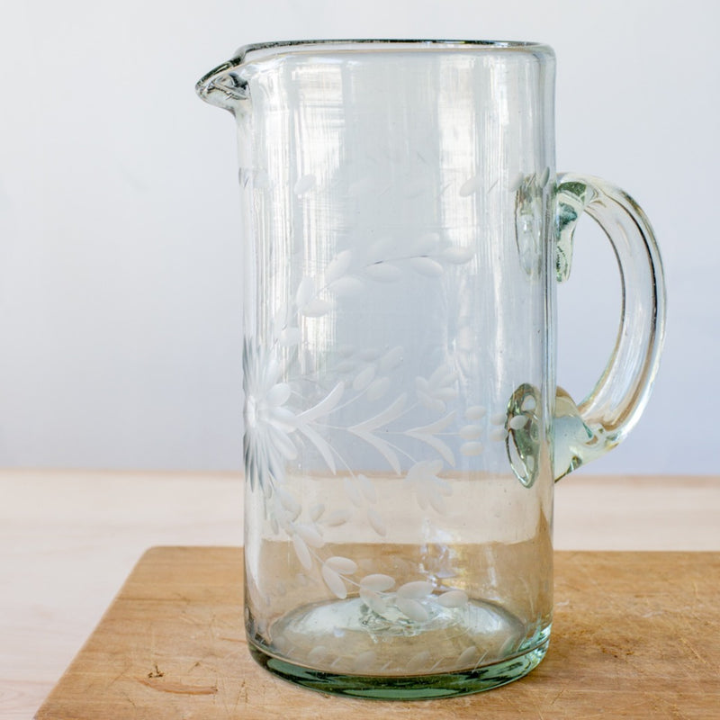 Condesa Glassware - Pitcher