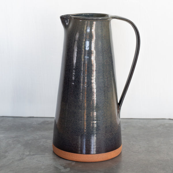 New York Stoneware Pitcher