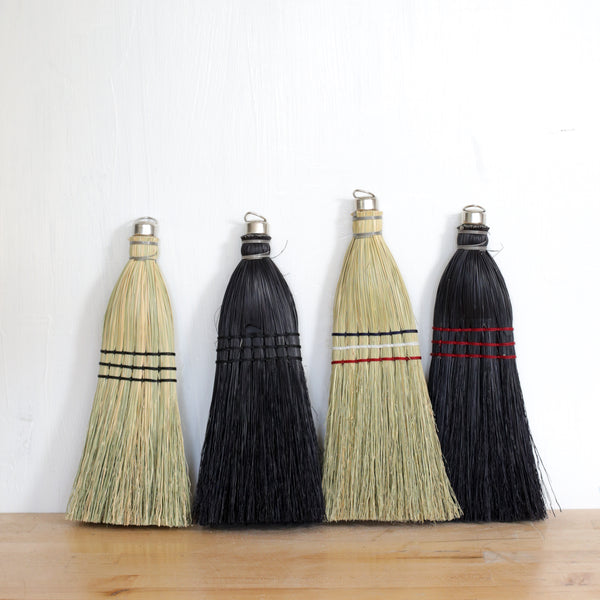 Handmade Whisk Brooms
