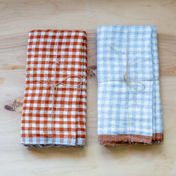 Pair of Linen Tea Towels